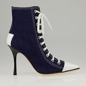 Manolo Blahnik Heels / Shoes / Ankle Boots